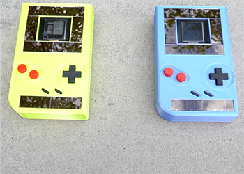The batteryless Game Boy was developed by researchers at Northwestern Engineering and the Delft University of Technology in the Netherlands.